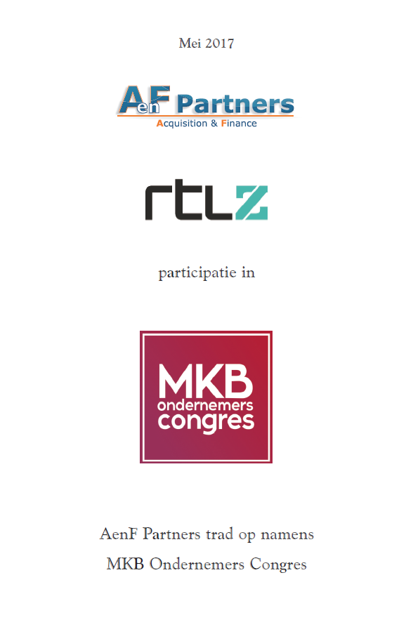 RTL Z MKB Ondernemers Congres